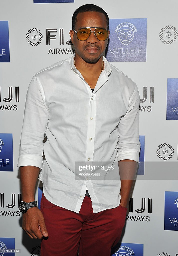 Actor <a gi-track='captionPersonalityLinkClicked' href=/galleries/search?phrase=Duane+Martin&family=editorial&specificpeople=224682 ng-click='$event.stopPropagation()'>Duane Martin</a> attends the Vatulele Island Resort launch event in Los Angeles, California, on July 31, 2013 in Los Angeles, California.