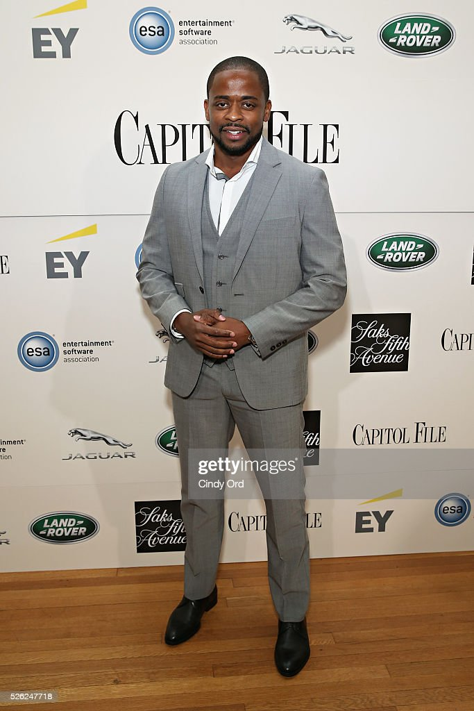 Actor Dule Hill attends as Jaguar Land Rover sponsor Capitol File's White House Correspondents' Dinner Party on April 30, 2016 in Washington, DC.