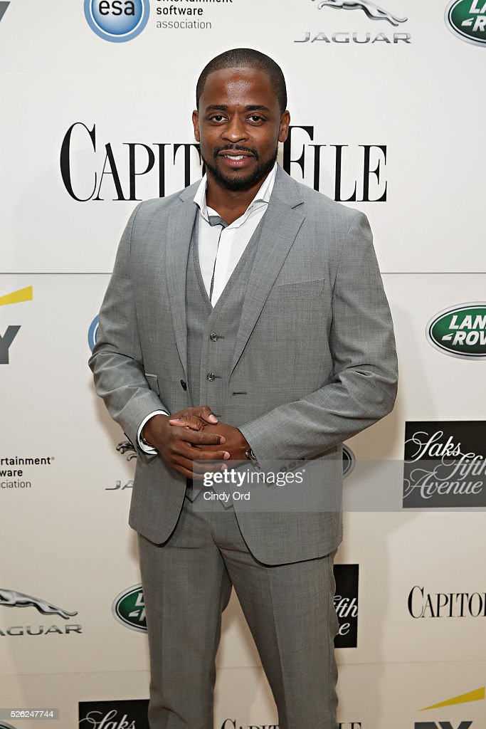 Actor <a gi-track='captionPersonalityLinkClicked' href=/galleries/search?phrase=Dule+Hill&family=editorial&specificpeople=213248 ng-click='$event.stopPropagation()'>Dule Hill</a> attends as Jaguar Land Rover sponsor Capitol File's White House Correspondents' Dinner Party on April 30, 2016 in Washington, DC.