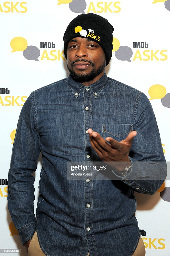 Actor Dule Hill in the IMDb Studio In Park City for 'IMDb Asks': Day One - Park City on January 22, 2016 in Park City, Utah.