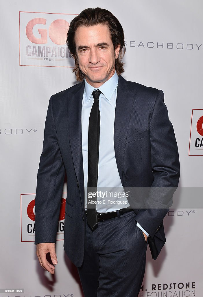 Actor Durmot Mulroney atttends the 6th annual GO GO Gala on November 14, 2013 in Pacific Palisades, California.