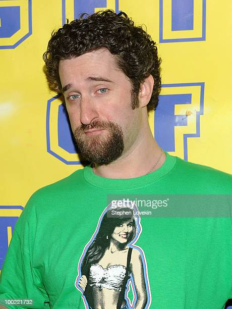 Actor Dustin Diamond joins the cast of 'The Awesome 80's Prom at Webster Hall on May 21 2010 in New York City