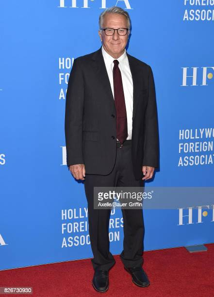 Actor Dustin Hoffman arrives at the Hollywood Foreign Press Association's Grants Banquet at the Beverly Wilshire Four Seasons Hotel on August 2 2017...