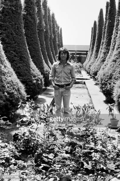 Actor Dustin Hoffman at the Cannes Film Festival