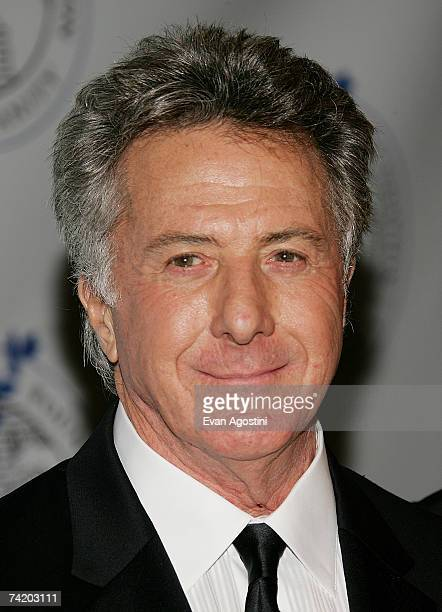 Actor Dustin Hoffman attends The Elie Wiesel Foundation for Humanity Award Dinner at the WaldorfAstoria May 20 2007 in New York City