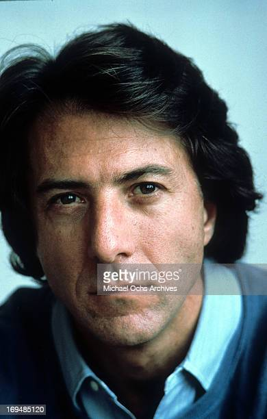 Actor Dustin Hoffman poses for a portrait in circa 1979