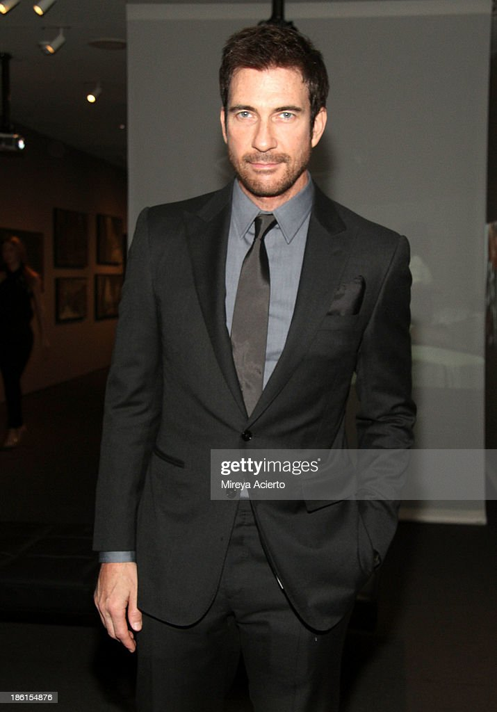 Actor Dylan McDermott arrives as Ralph Lauren Presents Exclusive Screening Of Hitchcock's To Catch A Thief Celebrating The Princess Grace Foundation at MoMA on October 28, 2013 in New York City.
