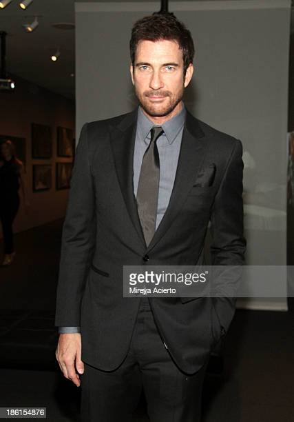 Actor Dylan McDermott arrives as Ralph Lauren Presents Exclusive Screening Of Hitchcock's To Catch A Thief Celebrating The Princess Grace Foundation...