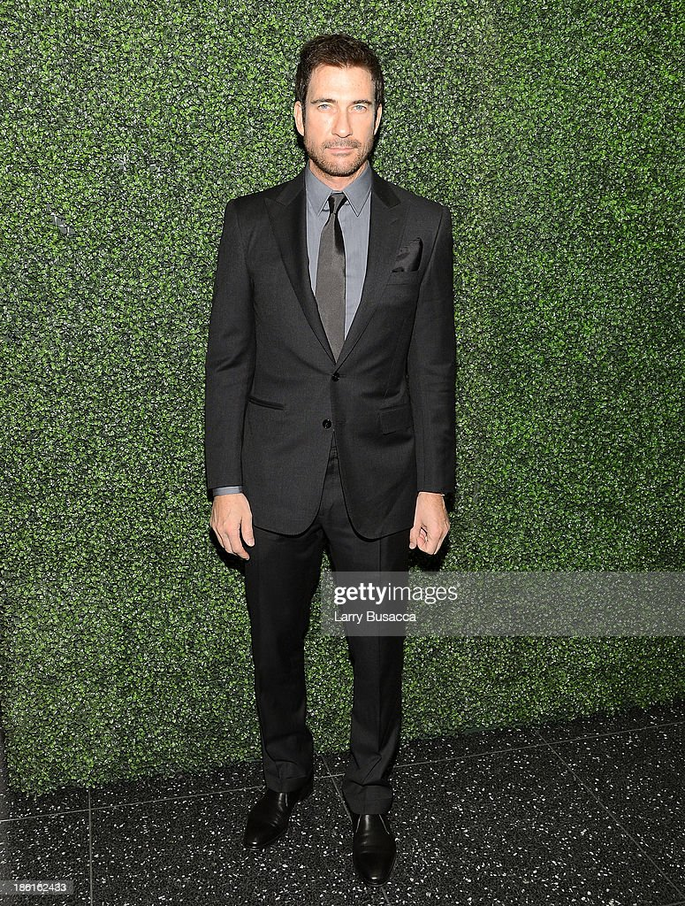 Actor <a gi-track='captionPersonalityLinkClicked' href=/galleries/search?phrase=Dylan+McDermott&family=editorial&specificpeople=211496 ng-click='$event.stopPropagation()'>Dylan McDermott</a> arrives as Ralph Lauren Presents Exclusive Screening Of Hitchcock's To Catch A Thief Celebrating The Princess Grace Foundation at MoMA on October 28, 2013 in New York City.