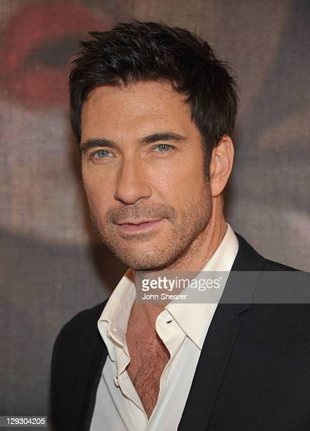 Actor Dylan McDermott arrives at Spike TV's 'SCREAM 2011' awards held at the Universal Studios Backlot on October 15 2011 in Universal City California