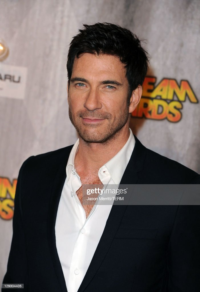 Actor Dylan McDermott arrives at Spike TV's 'SCREAM 2011' awards held at Universal Studios on October 15, 2011 in Universal City, California.
