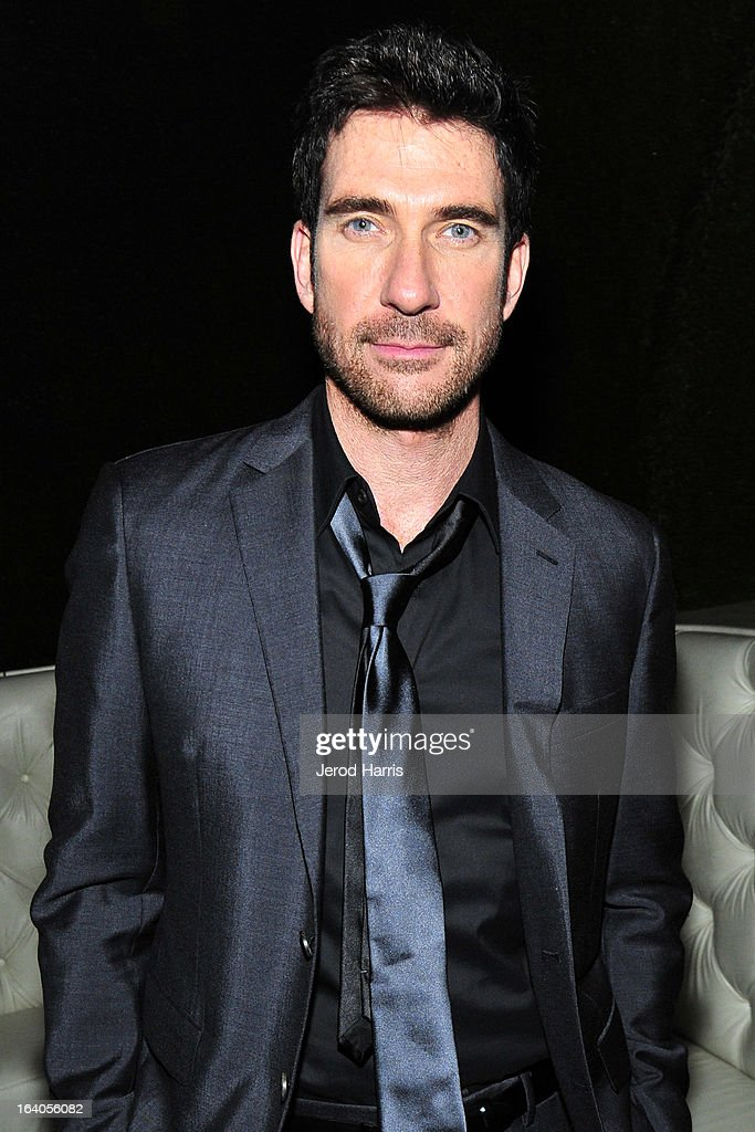 Actor Dylan McDermott attends 'Olympus Has Fallen' Premiere Reception presented by Grey Goose Vodka at Lure on March 18, 2013 in Hollywood, California.