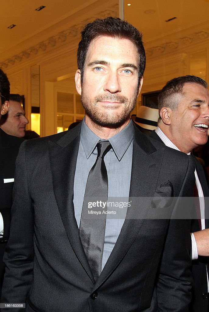 Actor Dylan McDermott attends Ralph Lauren Presents Exclusive Screening Of Hitchcock's To Catch A Thief Celebrating The Princess Grace Foundation at Ralph Lauren Women's Store on October 28, 2013 in New York City.