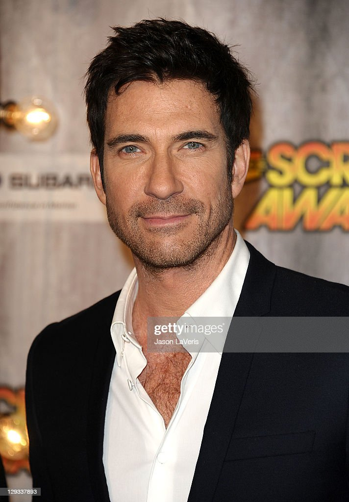 Actor Dylan McDermott attends Spike TV's 2011 Scream Awards at Gibson Amphitheatre on October 15, 2011 in Universal City, California.