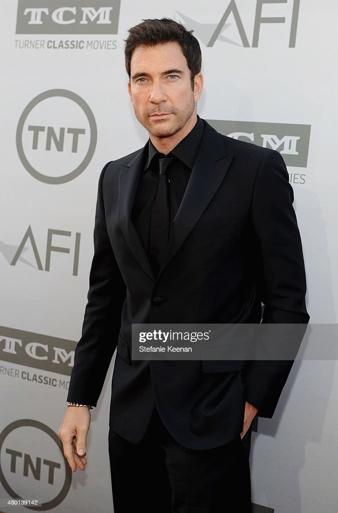 Actor Dylan McDermott attends the 2014 AFI Life Achievement Award: A Tribute to Jane Fonda at the Dolby Theatre on June 5, 2014 in Hollywood, California. Tribute show airing Saturday, June 14, 2014 at 9pm ET/PT on TNT.
