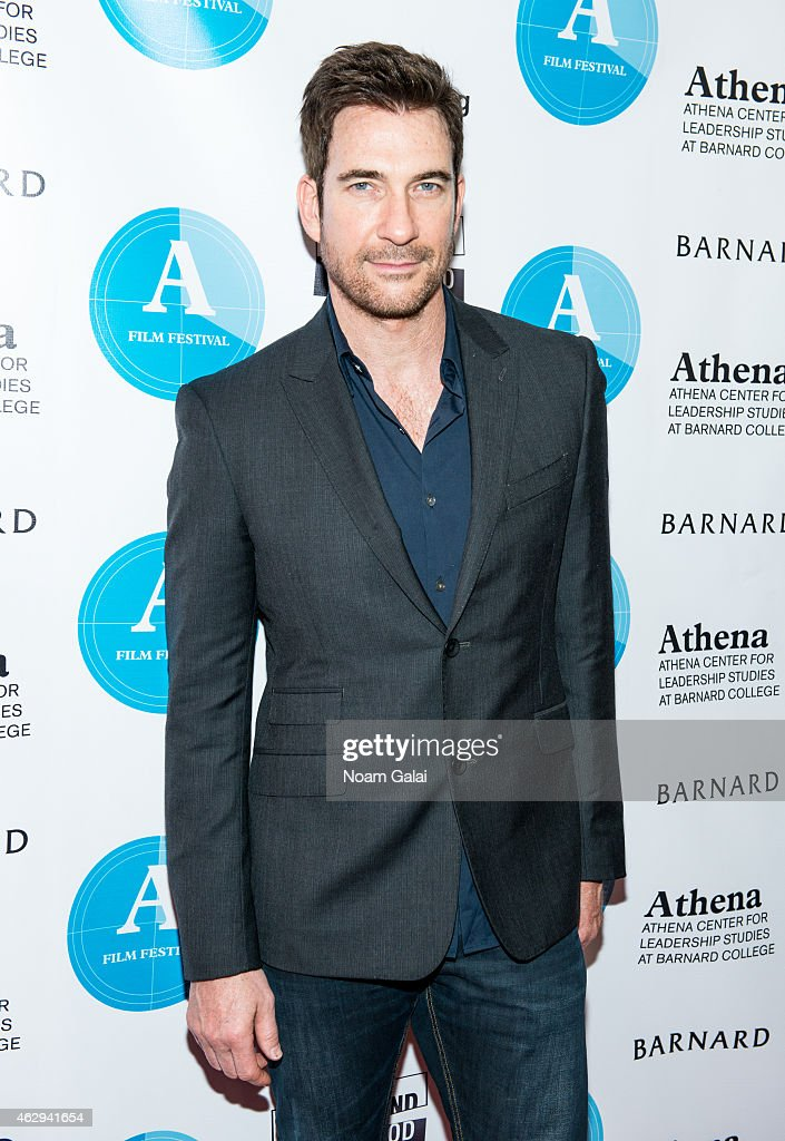 Actor Dylan McDermott attends the 2015 Athena Film Festival awards ceremony and reception at Barnard College on February 7 2015 in New York City