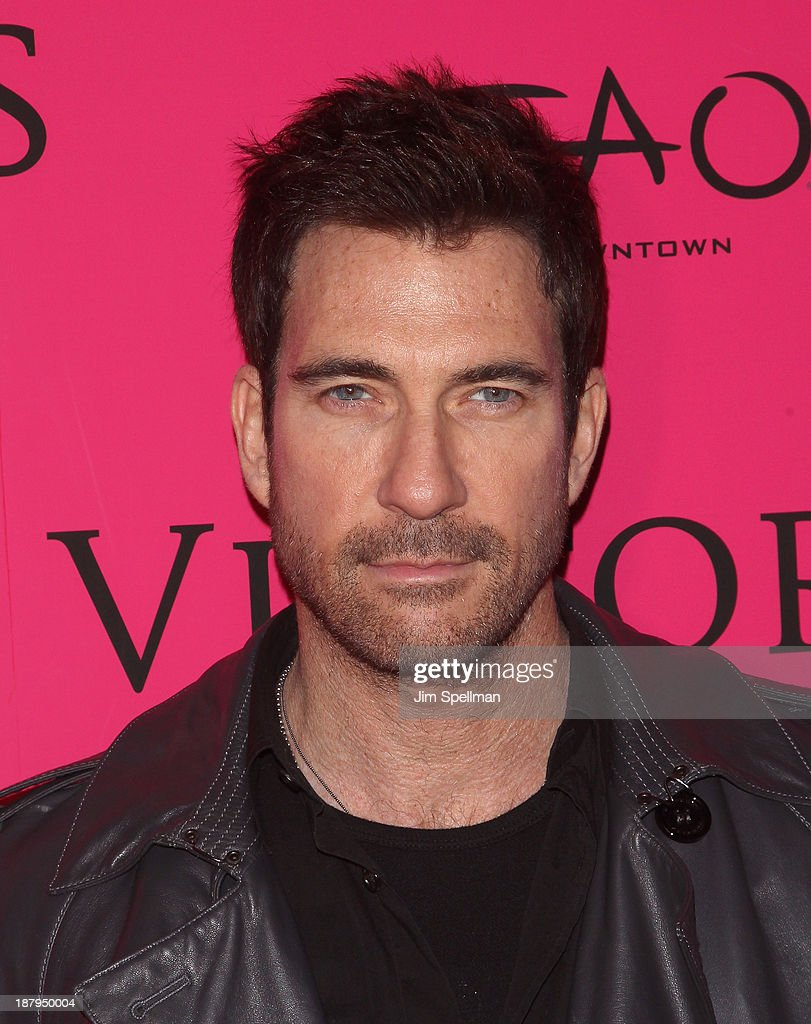 Actor <a gi-track='captionPersonalityLinkClicked' href=/galleries/search?phrase=Dylan+McDermott&family=editorial&specificpeople=211496 ng-click='$event.stopPropagation()'>Dylan McDermott</a> attends the after party for the 2013 Victoria's Secret Fashion Show at TAO Downtown on November 13, 2013 in New York City.