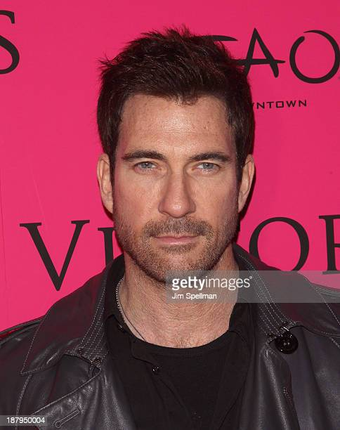 Actor Dylan McDermott attends the after party for the 2013 Victoria's Secret Fashion Show at TAO Downtown on November 13 2013 in New York City