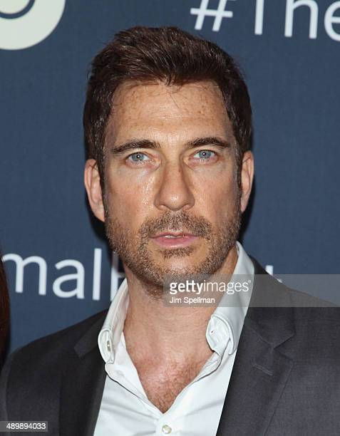 Actor Dylan McDermott attends 'The Normal Heart' New York Screening at Ziegfeld Theater on May 12 2014 in New York City