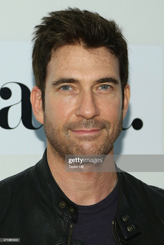 Actor <a gi-track='captionPersonalityLinkClicked' href=/galleries/search?phrase=Dylan+McDermott&family=editorial&specificpeople=211496 ng-click='$event.stopPropagation()'>Dylan McDermott</a> attends the world premiere of 'Franny' during the 2015 Tribeca Film Festival at BMCC Tribeca PAC on April 17, 2015 in New York City.