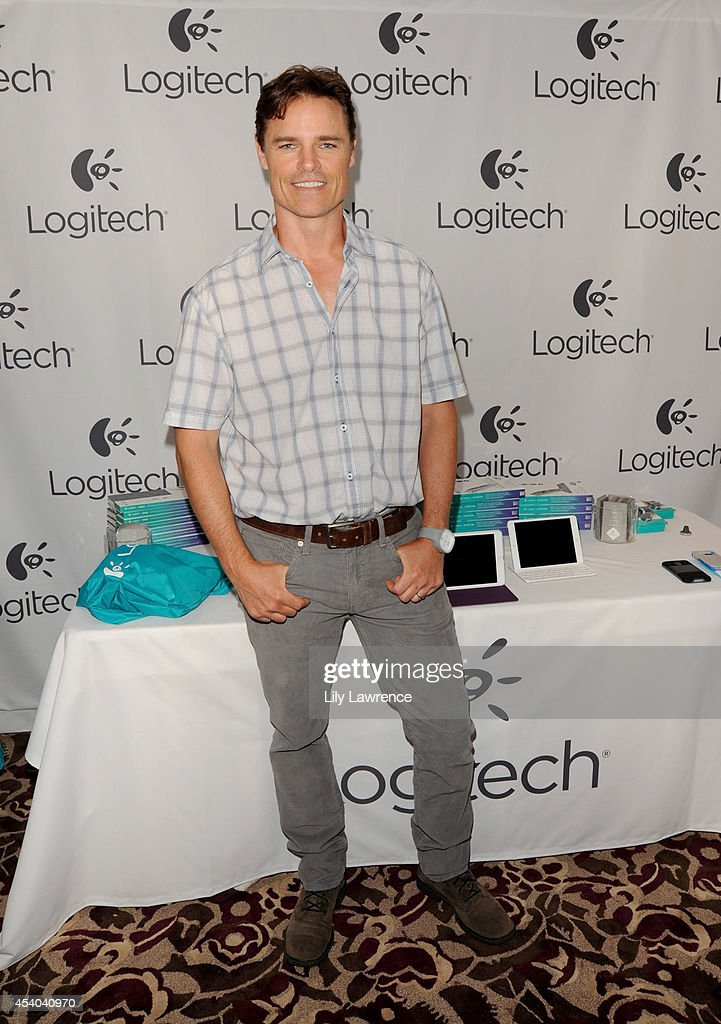Actor Dylan Neal attends the HBO Luxury Lounge featuring PANDORA at Four Seasons Hotel Los Angeles at Beverly Hills on August 23, 2014 in Beverly Hills, California.