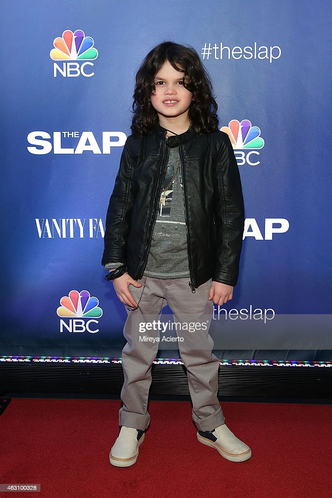 Actor Dylan Schombing attends 'The Slap' New York Premiere Party at The New Museum on February 9, 2015 in New York City.