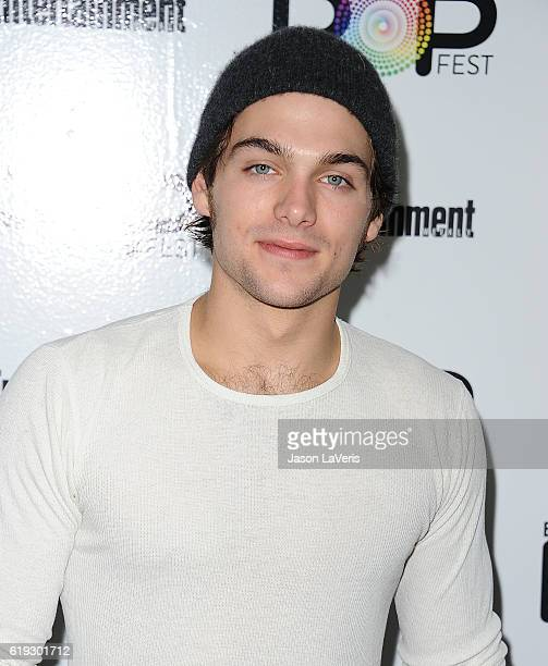 Actor Dylan Sprayberry attends Entertainment Weekly's Popfest at The Reef on October 30 2016 in Los Angeles California