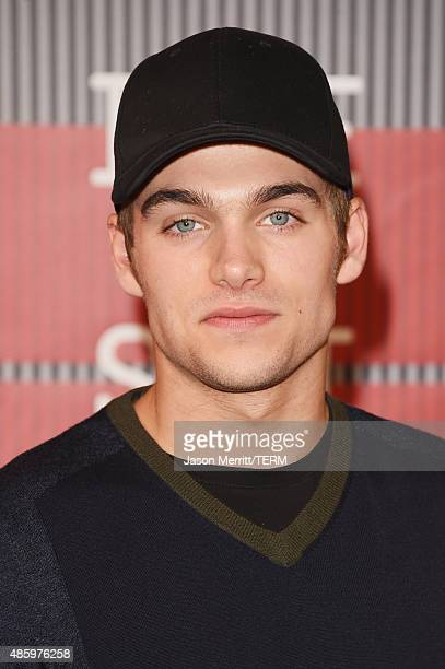 Actor Dylan Sprayberry attends the 2015 MTV Video Music Awards at Microsoft Theater on August 30 2015 in Los Angeles California