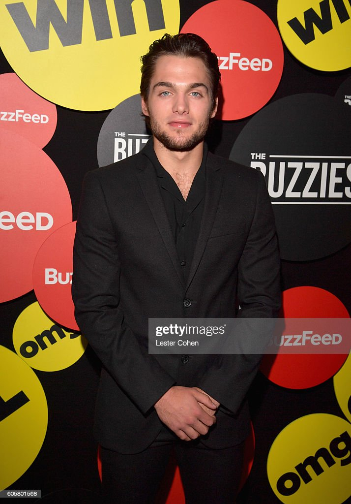 Actor Dylan Sprayberry attends The Buzzies, BuzzFeed's Pre-Emmy party produced by Pen&Public, at HYDE Sunset: Kitchen + Cocktails on September 14, 2016 in West Hollywood, California.