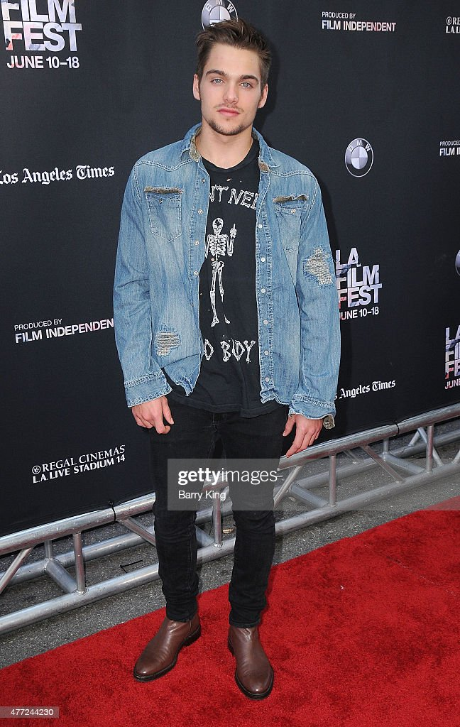 "2015 Los Angeles Film Festival - Premiere Of MTV And Dimension TV's ""Scream"" - Arrivals"