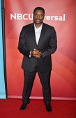 Actor Eamonn Walker arrives at the 2016 Summer TCA Tour NBCUniversal Press Tour at the Four Seasons Hotel Westlake Village on April 1 2016 in...