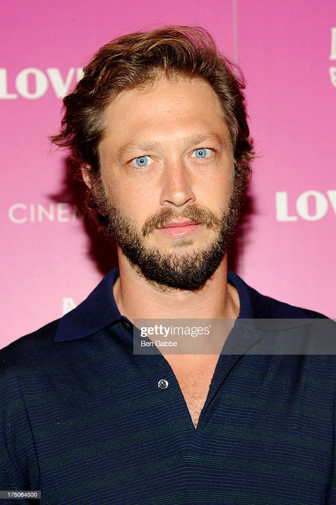 Actor Ebon Moss attends The Cinema Society and MCM with Grey Goose host a screening of Radius TWC's 'Lovelace' at The Museum of Modern Art on July 30, 2013 in New York City.