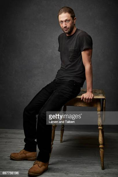 Actor Ebon MossBachrach from HBO's 'Girls' is photographed for Entertainment Weekly Magazine on June 10 2017 in Austin Texas