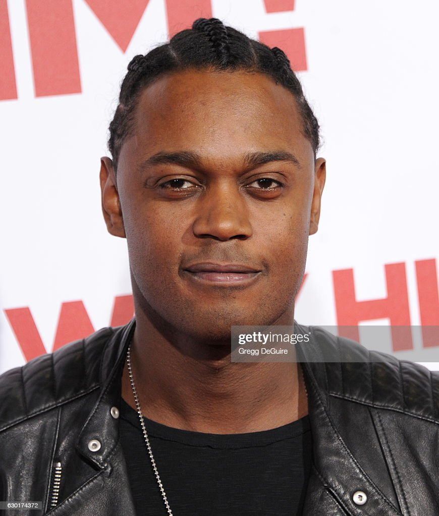 Actor Echo Kellum arrives at the premiere of 20th Century Fox's 'Why Him?' at Regency Bruin Theater on December 17, 2016 in Westwood, California.