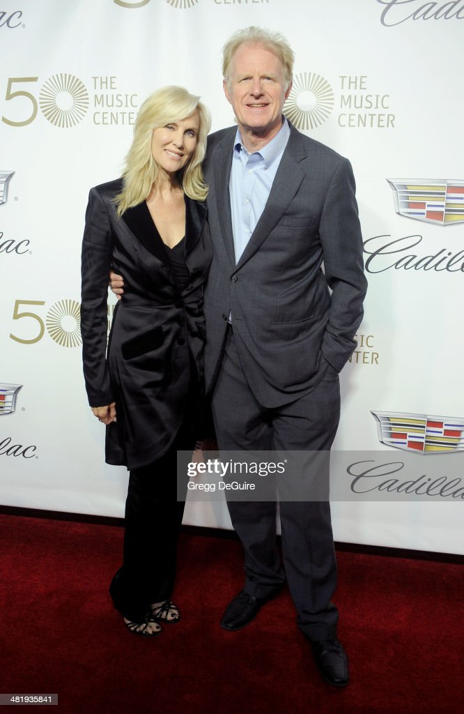 The Music Center's 50th Anniversary Launch Party - Arrivals