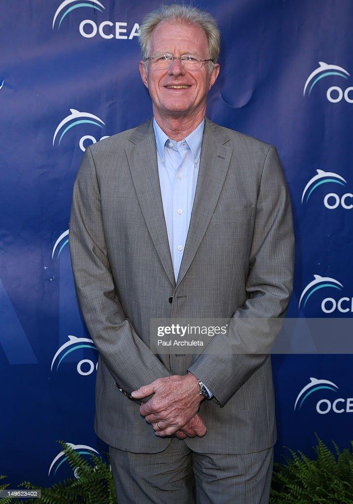 Actor Ed Begley Jr. attends the 2012 Oceana's SeaChange summer party on July 29, 2012 in Laguna Beach, California.