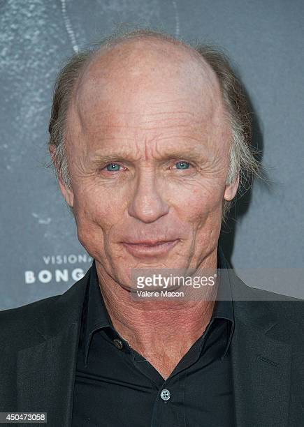 Actor Ed Harris arrives at the 2014 Los Angeles Film Festival Opening Night Premiere Of 'Snowpiercer' at Regal Cinemas LA Live on June 11 2014 in Los...