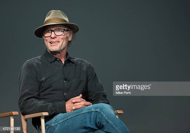 Actor Ed Harris attends Apple Store Soho Presents 'The Adderall Diaries' during the Tribeca Film Festival at Apple Store Soho on April 17 2015 in New...