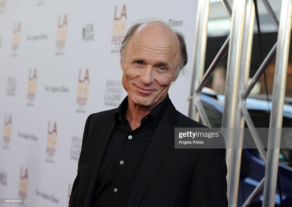 Actor <a gi-track='captionPersonalityLinkClicked' href=/galleries/search?phrase=Ed+Harris&family=editorial&specificpeople=215262 ng-click='$event.stopPropagation()'>Ed Harris</a> attends the opening night premiere of 'Snowpiercer' during the 2014 Los Angeles Film Festival at Regal Cinemas L.A. Live on June 11, 2014 in Los Angeles, California.