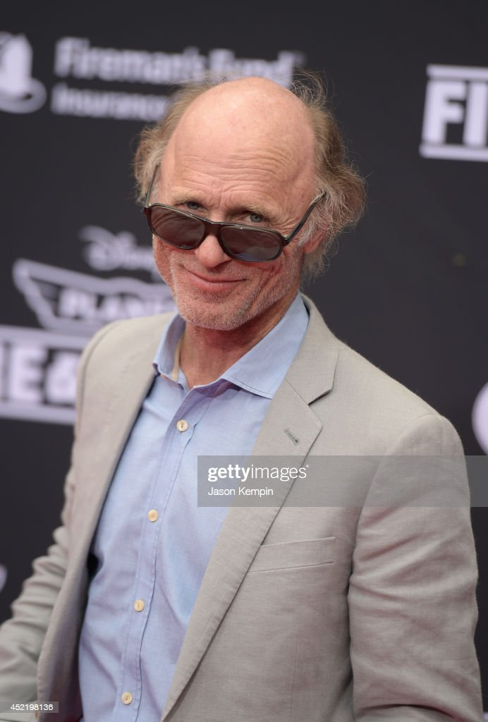 Actor Ed Harris attends the premiere of Disney's 'Planes: Fire & Rescue' at the El Capitan Theatre on July 15, 2014 in Hollywood, California.