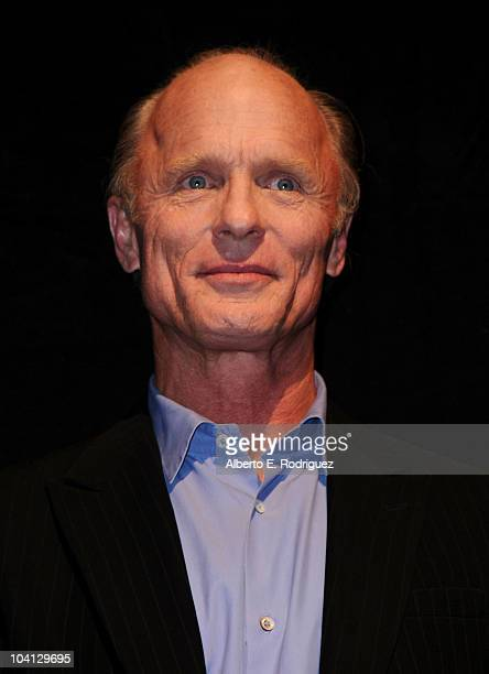 Actor Ed Harris attends 'What's Wrong With Virginia' Premiere during the 35th Toronto International Film Festival at The Elgin on September 15 2010...