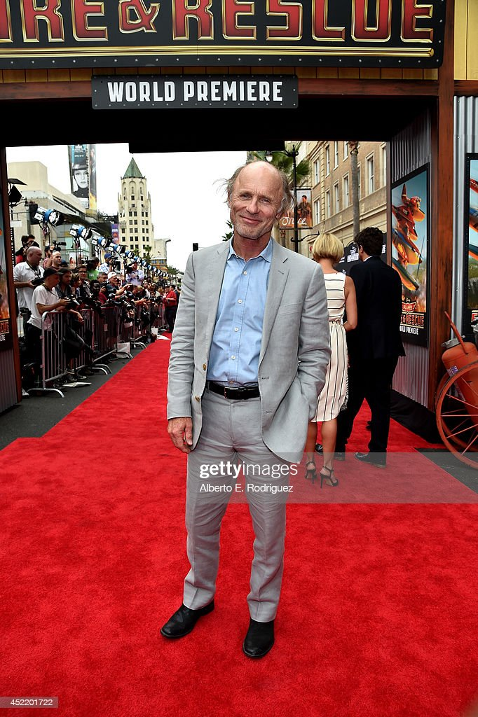 Actor <a gi-track='captionPersonalityLinkClicked' href=/galleries/search?phrase=Ed+Harris&family=editorial&specificpeople=215262 ng-click='$event.stopPropagation()'>Ed Harris</a> attends World Premiere Of Disney's 'Planes: Fire & Rescue' at the El Capitan Theatre on July 15, 2014 in Hollywood, California.