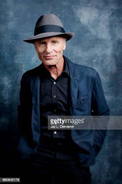 Actor Ed Harris of HBO's 'Westworld' is photographed for Los Angeles Times on March 25 2017 in Los Angeles California PUBLISHED IMAGE CREDIT MUST...