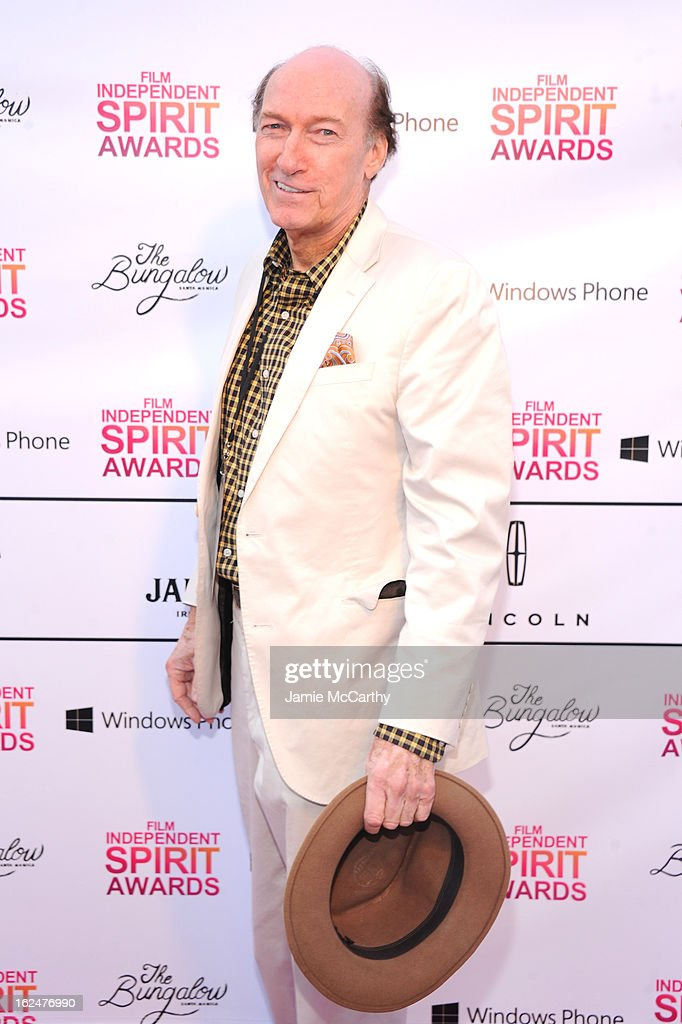 Actor Ed Lauter attends the 2013 Film Independent Spirit Awards After Party hosted by Microsoft Windows Phone at The Bungalow at The Fairmont Hotel on February 23, 2013 in Santa Monica, California.