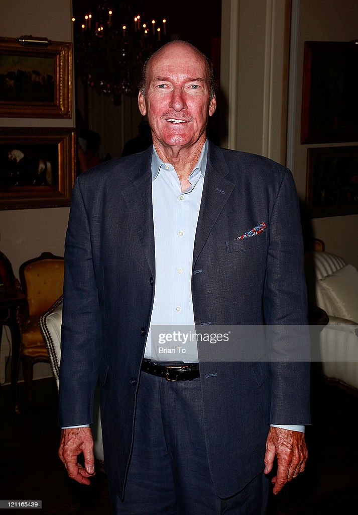 Actor Ed Lauter attends Zsa Zsa Gabor and Prince Frederic 25th wedding anniversary party on August 14, 2011 in Los Angeles, California.