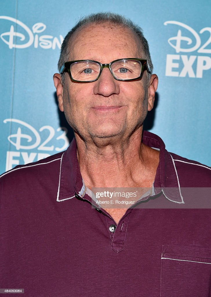 Actor Ed O'Neill of FINDING DORY took part today in 'Pixar and Walt Disney Animation Studios: The Upcoming Films' presentation at Disney's D23 EXPO 2015 in Anaheim, Calif.