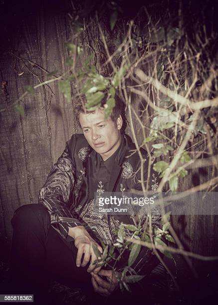 Actor Ed Speleers is photographed for Seventh Man magazine on June 17 2014 in London England