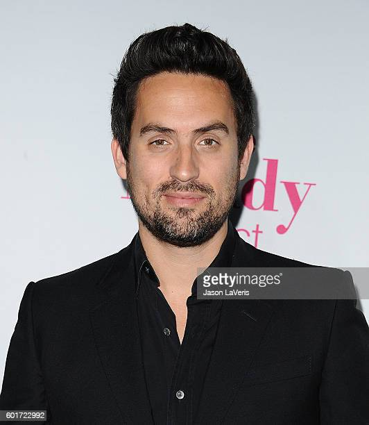 Actor Ed Weeks attends the 100th episode celebration of 'The Mindy Project' at EP LP on September 9 2016 in West Hollywood California