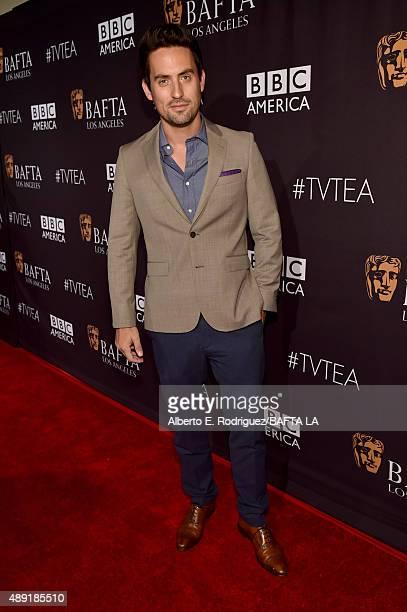 Actor Ed Weeks attends the 2015 BAFTA Los Angeles TV Tea at SLS Hotel on September 19 2015 in Beverly Hills California
