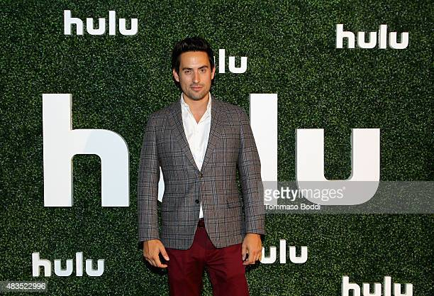Actor Ed Weeks attends the Hulu 2015 Summer TCA Presentation at The Beverly Hilton Hotel on August 9 2015 in Beverly Hills California